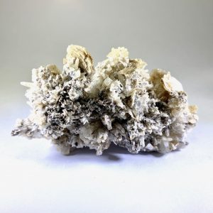 Polylithianite and Natrolite, Canada